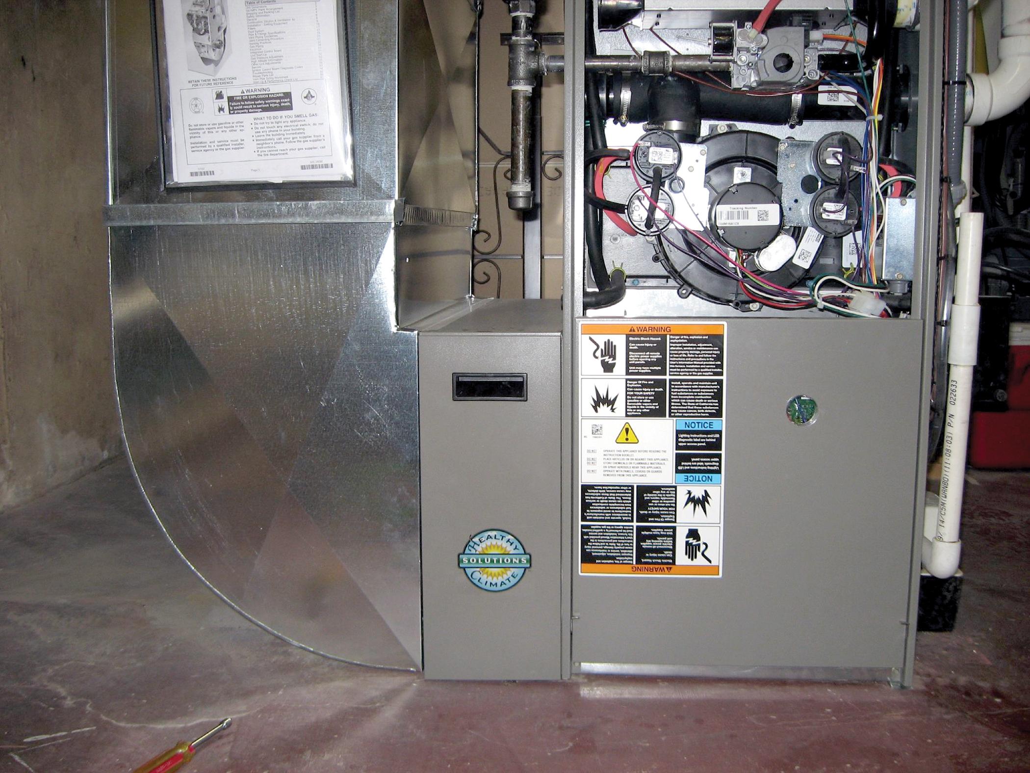 Furnace Energy Efficiency